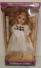 "Collector's Choice Doll - 17"" With Doll Stand with Certificate Of Authenticity"