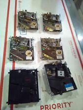 arcade coin mechs lot #23090991