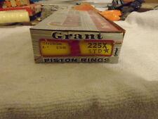 1965 1966 1967 FORD FALCON 240 piston rings set standard grant
