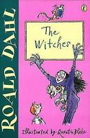 The Witches by Dahl, Roald, Good Used Book (Paperback) FREE & FAST Delivery!
