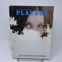 Playboy Magazine September 1971 Girls of the Golden West