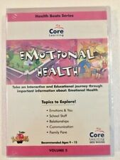 Health Beat Series: Emotional Health (CD, 2003) Win/Mac -NEW in sealed case