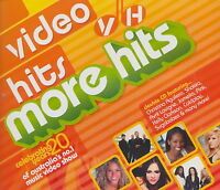 Video Hits - More Hits - Various Artists      *** BRAND NEW 3CD SET ***