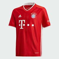 FC Bayern Trikot Home 20/21 NEU  S-XXL