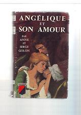 Angelique et son amour -- editions stendhal trevise