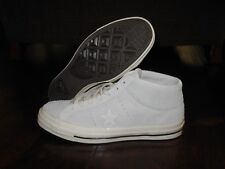 CONVERSE 1970's ONE STAR MID 157702C Leather Suede Shoes Size 9.5 US 43 EUREgret