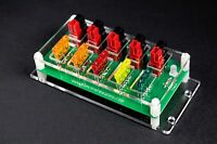 RigRunner  fits Anderson Powerpole 12 Volt Fused Panel, 4 output 1 input