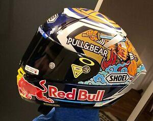 Full Face Helmet Shoei X14 X-Spirit 3 Motorcycle Red Bull Marc Marquez Motegi 3