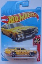 2019 Hot Wheels HW FLAMES 3/10 '70 Chevelle SS Wagon 56/250