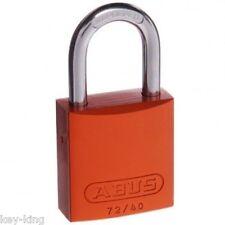 Bicycle Padlock, Bike Lock-ABUS-German Quality-Free Post
