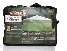 Coleman Instant Canopy - Sunwall Accessory - 7' x 5'  L-Shaped, Ships Free