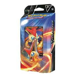 Pokemon Victini Trading Card Game V Battle Deck Collectable TCG New and Sealed