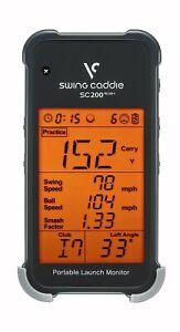 Voice Caddie / Swing Caddie SC200 Plus Golf Launch Monitor
