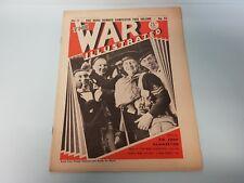 The War Illustrated No. 43 Vol 2 1940 Petain Eben-Eymael Libya Egypt