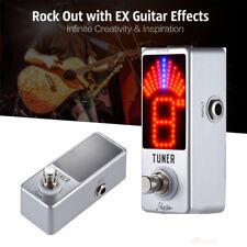 Guitar Effect Pedal Fuzz/Shifter/Looper/Distortion/Simulator True Bypass Durable