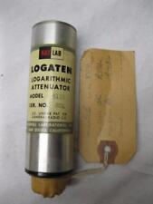 Logaten Logarithmic Attenuator 11 Pin Kalbfell Laboratories Vintage Tube Amp