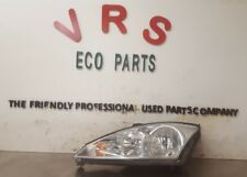 Ford Focus PASSENGER LEFT HEAD LIGHT LAMP Ghia 2002 TO 2005 Hatchback 2M5113W030