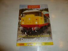 HORNBY PRODUCTS & STOCKLIST 2010 - Date 2010 -  Hornby Directory