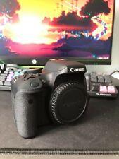 Canon EOS 750DBoîtier/Body