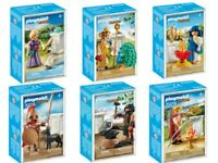 Playmobil History 70213 70214 70215 70216 70217 70218 Greek Gods IN ORIGINAL BOX