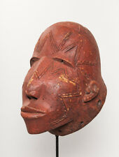 Makonde Forehead Mask, Mozambique, Old Australian Collection, African Tribal