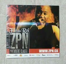 """CD AUDIO MUSIQUE / ZPN - PREMIERE CLASSE """"FILS DE ROI"""" CDS  PROMO 2012 3T"""