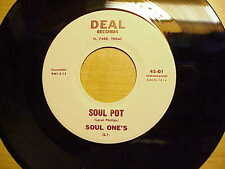 "MONSTER FUNK / SWEET SOUL KILLER 45 ""THE SOUL ONE'S"" DEAL# 01 L@@K LISTEN"