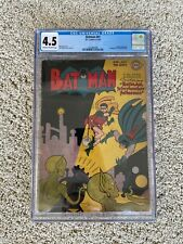 Batman #41 (VG ) CGC 4.5 1947 ** First Sci Fi Cover ** Excellent Key copy.