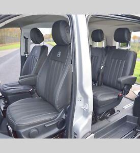 Mercedes Vito W447 5 Seater Waterproof Tailored Van Memory Foam Seat Covers