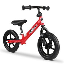 Rigo 12 Inch Kids Balance Bike Red