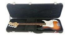 CUSTODIA RETTANGOLARE RIGIDA PER BASSO (MADE IN ITALY); CASE FOR GUITAR BASS