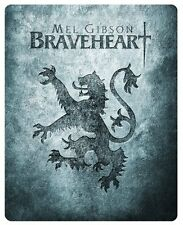Braveheart Blu Ray Steelbook Rare OOP