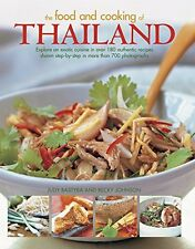 The Food and Cooking of Thailand Hardback Book Judy Bastyra