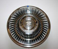 "CADILLAC Deville Fleetwood 1963 1964 63 64 HUBCAP Hub Cap Wheel Cover OEM 15"" #3"