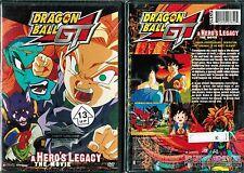 Dragon Ball GT Movie A Hero's Legacy New Anime DVD