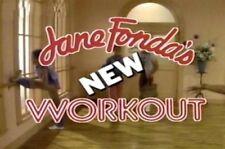 Jane Fonda New Workout 1985