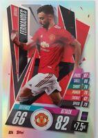 2020/21 Match Attax UEFA - Bruno Fernandes Extra Large XL Oversize card OS4