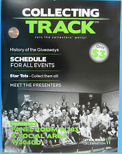 Celebration VI PROGRAM Souvenir magazine Star Wars COLLECTING TRACK