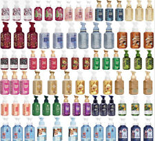 Bath & Body Works SEALED 8.75 oz Fall, Winter & Christmas Hand Soaps Lots of 3
