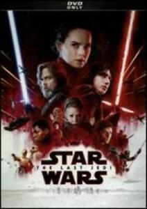 STAR WARS: THE LAST JEDI DVD FREE SHIPPING