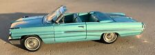 1:18 SCALE, BYC, AUTOWORLD, 1961 CATALINA, ROYAL BOBCAT CONVERTIBLE, 1 of 12