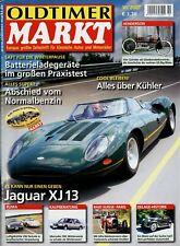 7195OM Oldtimer Markt 2007 10/07 Suzuki T 500 Puma GTE Seat 850 T2 Westfalia