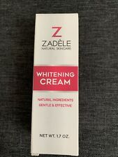 Zadele Natural Skincare Whitening Cream 1.7oz