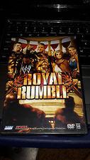 WWE Royal Rumble 2006 DVD - Wrestling (Edge vs. Cena) WWF ECW