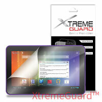 XtremeGuard Clear LCD Screen Protector Shield For eMatic Genesis Prime XL 10.1""