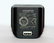 GENUINE OLYMPUS F-2AC-5D AC ADAPTER CHARGER FOR D-705 D-710 D-715 D-720 D-725