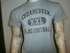 CEDAR CREEK CHURCH FLAG FOOTBALL T SHIRT Toledo Evangelical Chistian Mega MEDIUM