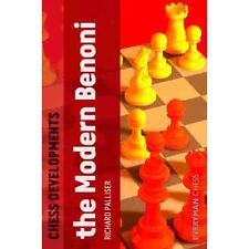 Chess Developments: The Modern Benoni. By Richard Palliser. NEW CHESS BOOK