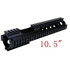 5.56/.223 Drop In Quad Rail 3 Piece Aluminum Handguard With Forward Extension