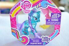 My Little Pony Cutie Mark Magic Water Cuties DIAMOND MINT Figure NIB